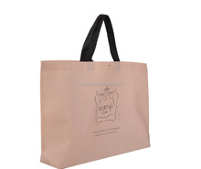 Customized Laminated Eco Non Woven Reusable Shopping Tote Bag