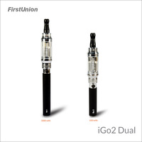 New tech products USB magnetic charger dual flavors clearomizer electronic cigarette importer