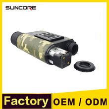 suncore waterproof digital Monocular Hand-held infrared Ranging Night Vision