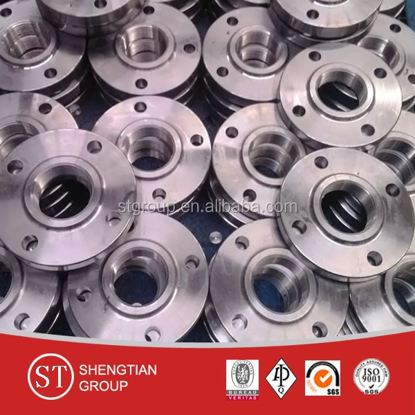 CARBON STEEL ANSI B16.5 A105 150 PSI Thread FLANGE