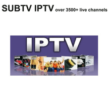 with 3400+ european iptv channels arabic French Italian UK Germany USA lations Spain Russian subtv iptv for android box m3u mag