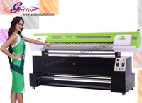 Glitter Manual professional textile digital printing machines in China