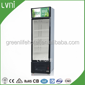 780L soft drink commercial used upright mini fridge display/pepsi soft drinks canned soft drinks