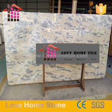 interior decoration natural cheap waterjet marble tiles design floor pattern for living room
