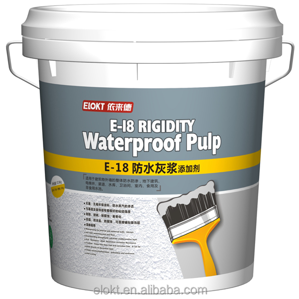 cement waterproof for roofing and wall paint