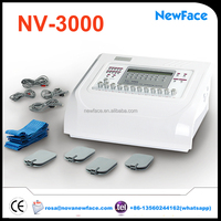 2017 NEW NV-3000 EMS muscle stimulation far infrared ray machine