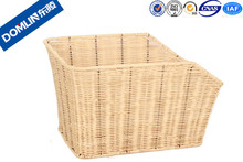 Wholesale low price high quality pet bicycle basket