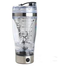 2017 Hot sale 450ML BPA FREE Portable Electric Vortex Protein Shaker