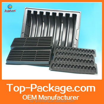 PVC plastic blister packaging tray manufacturer