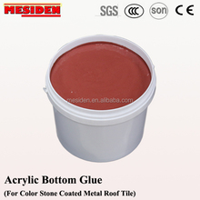 Bottom Glue / Adhesive / Stone Coated Roof Tile