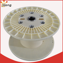 abs empty spool plastic reel for electric cable wire