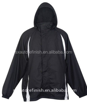 SAR WIND BREAK JACKET WITH HOOD