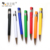 2018 High Quality Cheap Custom Logo Advertising Plastic Ball Pen Promotional Pen