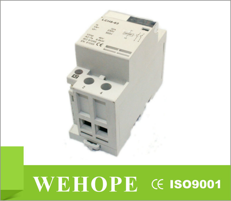 Sales promotion 16A-63A 230V/400V household contactor ls