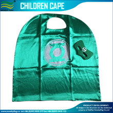 Children costume superhero cape and mask for party festival
