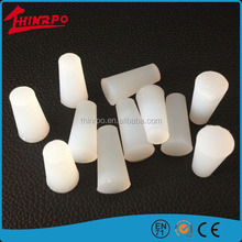 Silicone rubber Sealant part custom transparent short Silicon Rubber Rod