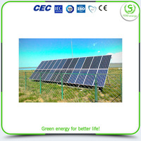 Top grade high tensile portable solar panel system 300w