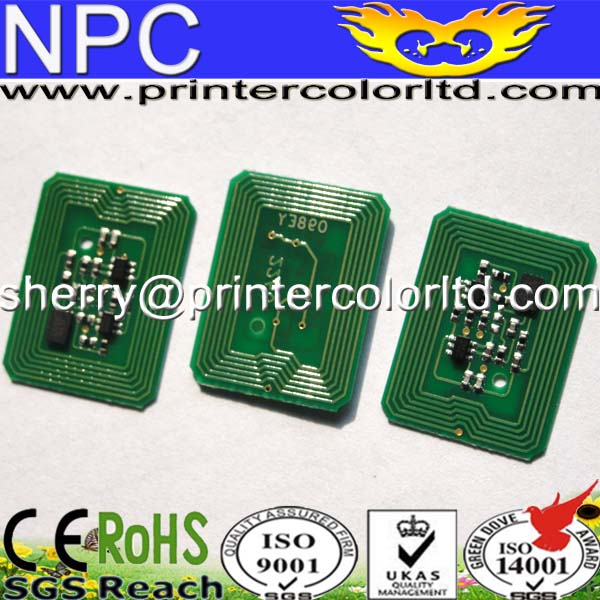 toner chip for OKIDATA ES2232a4/ES2632a4/ES5460MFP chips drum unit kit
