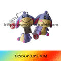 OEM 2D 3D PVC usb flash drives, cartoon animal shaped usb flash drive
