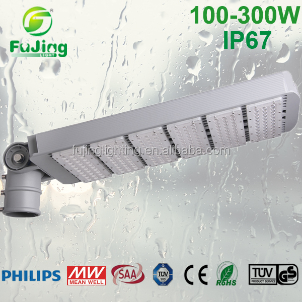 2016 low price solar street 100w led street lamps with SAA C-CTICK UL