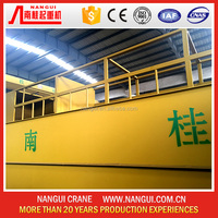 electric mini overhead travelling crane bridge crane price