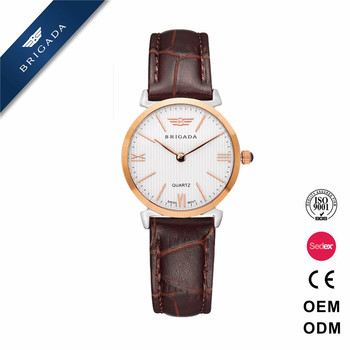 2016 fashion latest wrist watches for ladies