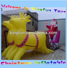 2014 inflatable Christmas decorations