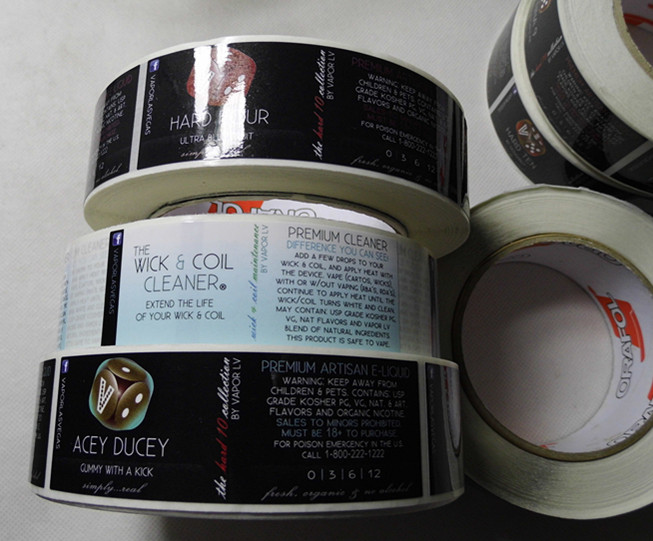 China manufacturer perforated label