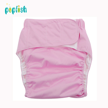 Super Large Reusable Adult Diaper for Old People and Disabled, Size Adjustable TPU coat Waterproof Incontinence Pants Underwear
