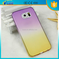 Flexible Soft Gel Tpu Colorful Skin Back Case Cover For Samsung Galaxy Grand 7200