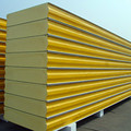 China hot sale cold room warehouse pu sandwich panel