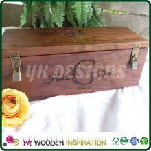 Antique wooden wine carrier for Decoration and Advertising