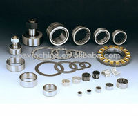 Centripetal and Cage Assemblies Needle Roller Bearings (K, K-ZW)
