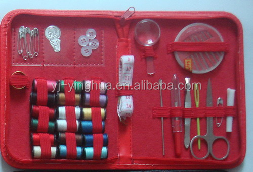 Factory direct complete Multifunctional travel sewing kit