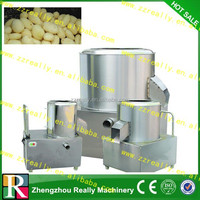 2014 hot sale 304 stainless steel electic tapioca peeling machine/cassava peeling machine/cassava peeler machine