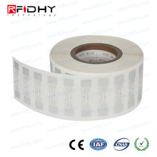 Reduce Capital Costs Alien 9662 RFID UHF Sticker for Logistics