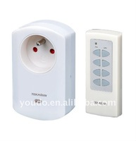 TW68F UK type 1V1 plug-in CE certificated Remote Control Socket( )