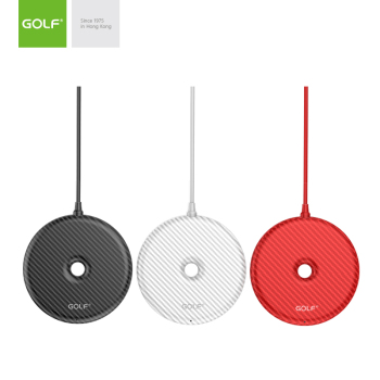 GOLF new wireless charger 5W for mobile charging