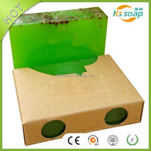 green tea Essential Oil natural handmade beauty soap for skin whitening
