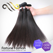 Anhui Fortune hot sale products in 2016 top 50 ombre African silky straight wave