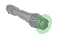 100mw 532nm green laser pointer