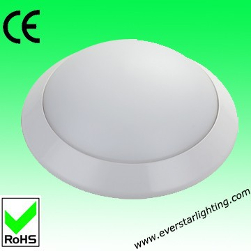1100Lumen PC Base And PC Cover IP54 LED Bathroom Ceiling Light
