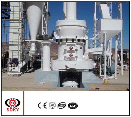 New Type Desulfurization Gypsum Powder Grinding Mill for Sale