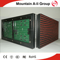 Good price 320mm*160mm p10 red led module board