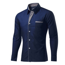 Onen latest shirts for men pictures Mens Business Shirts Slim Fit Dress Shirts