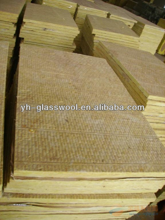 Basalt Rock Wool Board/Block/Slab heat insulation