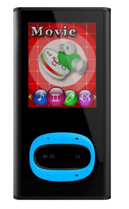 Factory Price Portable Sport Digital MP4 Player With Picture Browsing Function