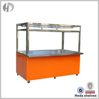 Wholesale Price China Manufacturer Custom Fit Hot Food Cart
