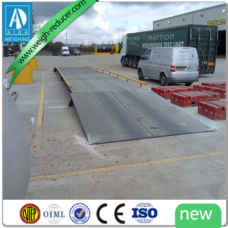 Factory outlets 100t large platform scales truck scales 3 * 18m electronic 120t digital truck scale