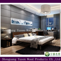 Best Quality Comfortable Wood Bed